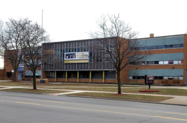 Osborn High School in Detroit, MI