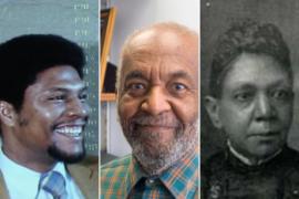 Nathan Hare, Edmund W. Gordon, Fanny Jackson Coppin